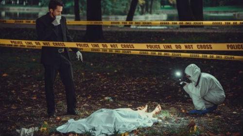убийство незнакомца