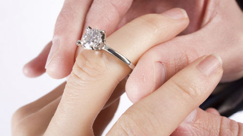 предложение с кольцом