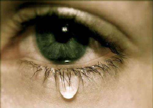 слезы во сне