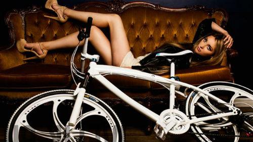 велосипед дорогой во сне