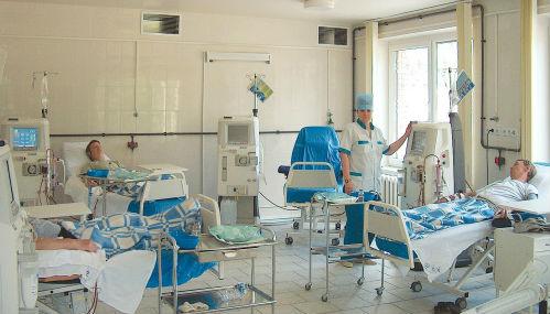 Оснащение медицинского центра оборудованием