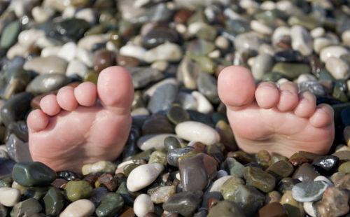 сонник ноги