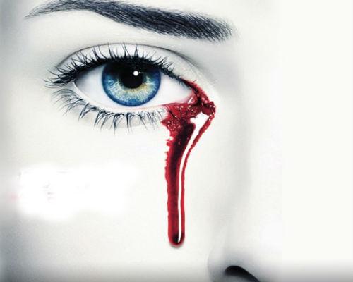 кровь на знакомом человеке сон