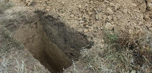 могила сонник кладбище во сне
