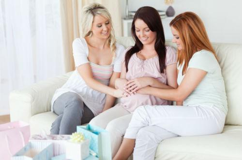 Что если снится что подруга беременна к чему 45