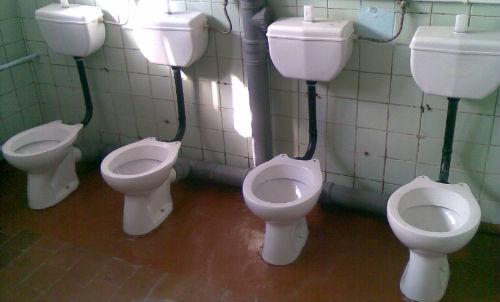 Отвела парня в туалет жесткий