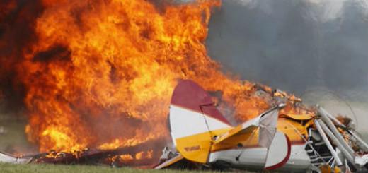 Разбился самолет толкование сонника