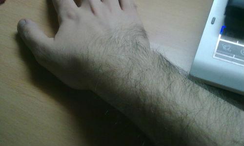 К чему снятся волосатые руки свои