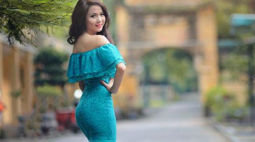 Видеть во сне красивое платье синее