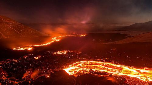 Извержение вулкана толкование сонника