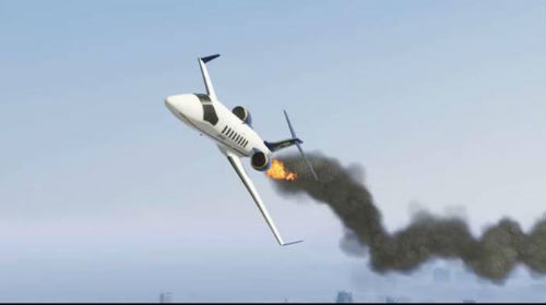 Падает самолет толкование сонника
