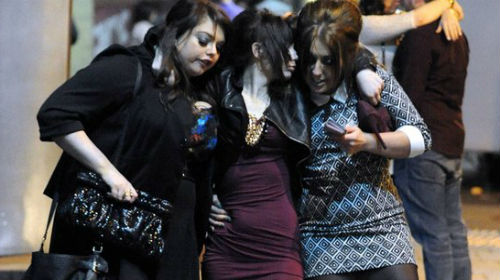 абосанные пьяные женчины