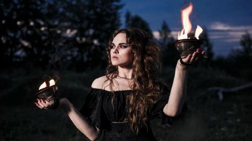 Ведьма толкование сонника