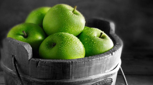 во сне ведро с яблоками