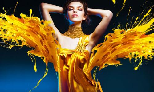 Желтое платье толкование сонника