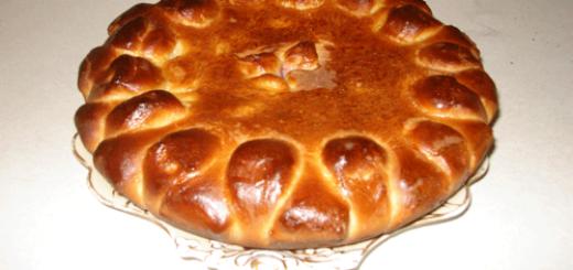 сонник пирог