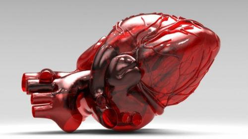 Фото нарисованное сердце