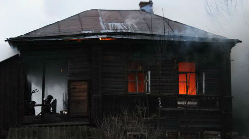 к чему снится сгоревший дом