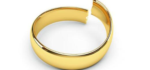 сонник сломанное кольцо