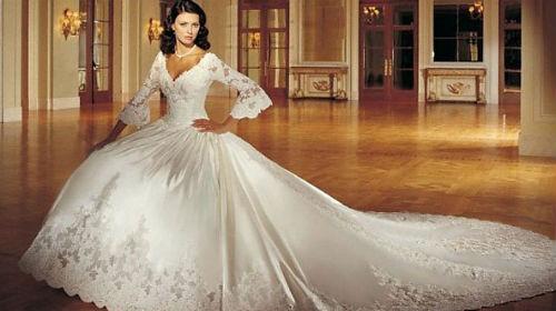 Сонник человек в свадебном платье