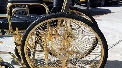 инвалидная коляска сонник