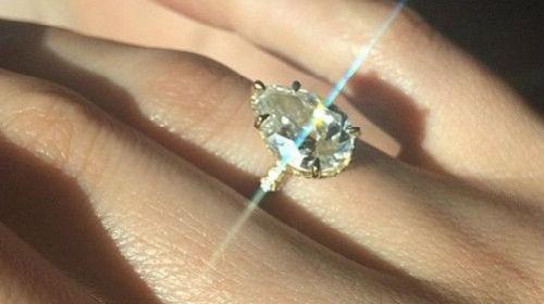 мерить кольцо