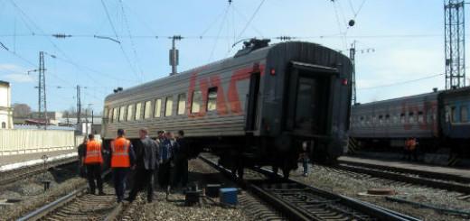 поезд сошел с рельс во сне