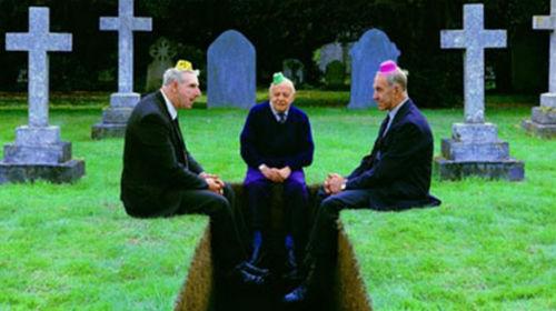 много покойников