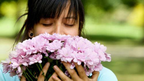 запах цветов во сне