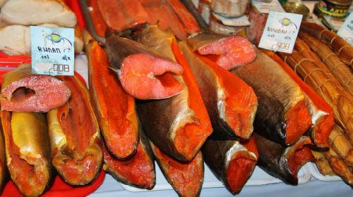 к чему снится покупать красную рыбу