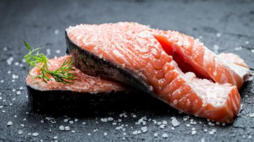 готовить красную рыбу