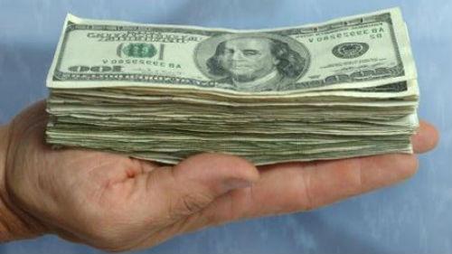 Получить деньги во сне в подарок