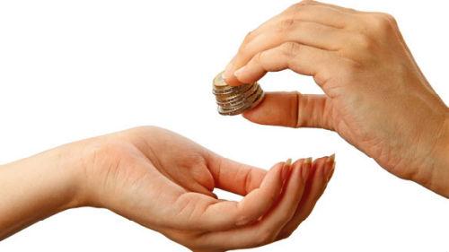 получать мелкие деньги