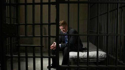видеть себя в тюрьме