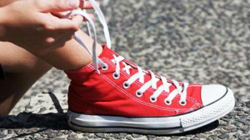 Шнурки Снятся К