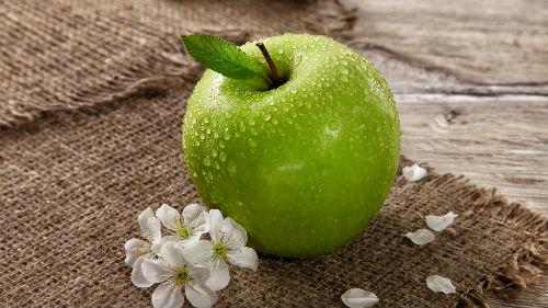 зеленое яблоко во сне