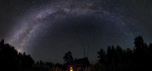 звездное небо во сне