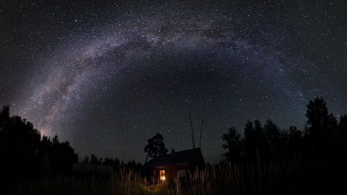 Толкование снов звездное небо фото