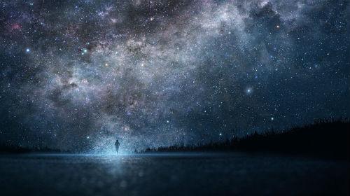 смотреть на звездное небо