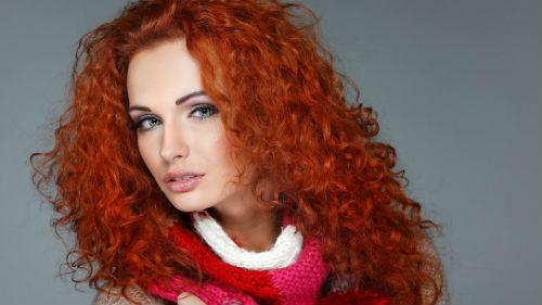 Сонник.красные волосы
