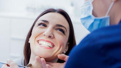 видеть себя у стоматолога