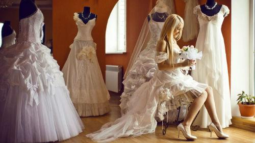 Во сне примерять свадебное платье к чему