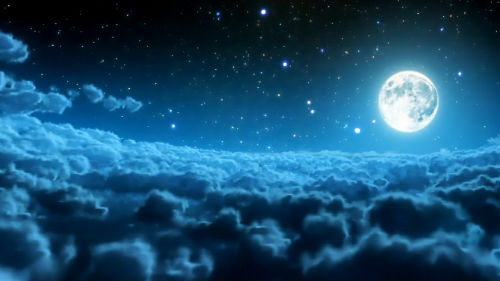Луна сегодня - лунный день и фаза Луны сейчас по лунному ...
