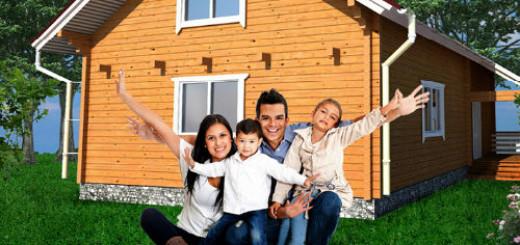 купить деревянный дом во сне