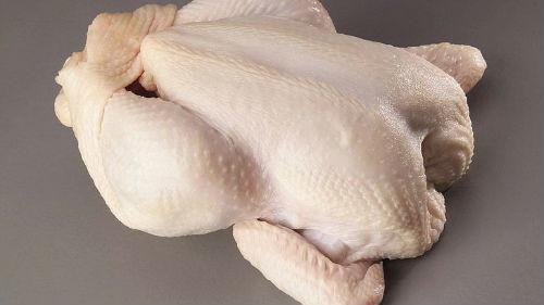 курица сырая