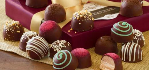 шоколадные конфеты во сне