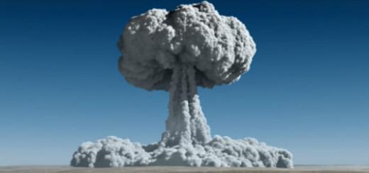 ядерный взрыв во сне
