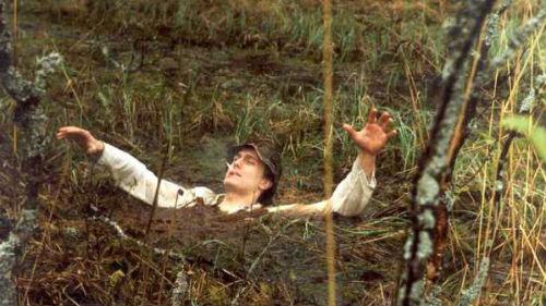 Толкование снов тонуть в болоте фото