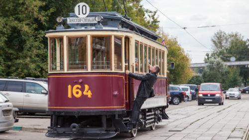 Сонник попасть под трамвай