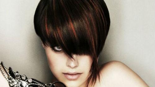 стрижка на короткие волосы в марте